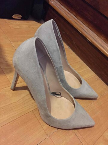 Gri H&M Stiletto