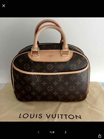 Taba Louis Vuitton Kol Çantası