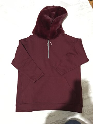 Bordo Zara Sweatshirt