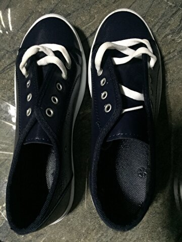Lacivert Beverly Hills Polo Club  Sneakers