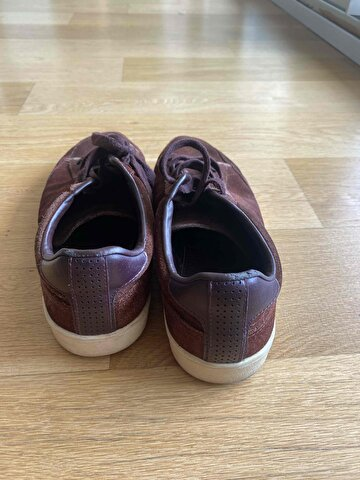 Bordo Fred Perry Sneakers