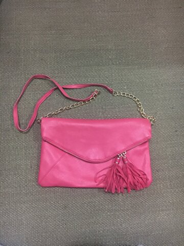 Pembe Accessorize Clutch/Portföy