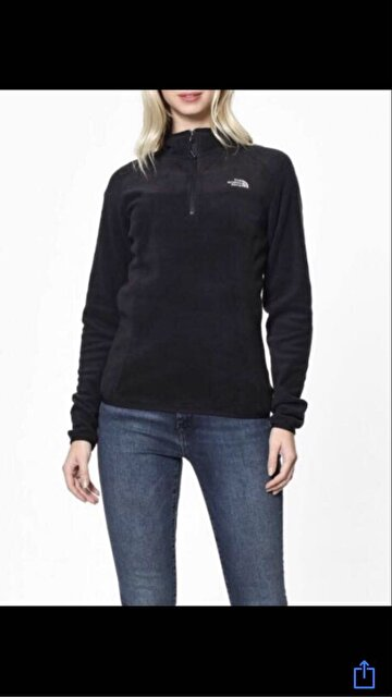 Siyah The North Face Sweatshirt 150 TL 2