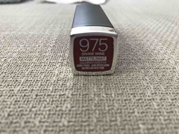 Bordo Maybelline Ruj
