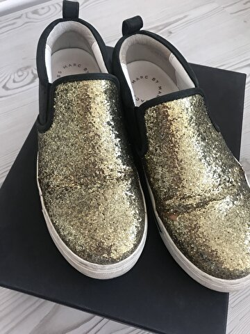 Altın Marc By Marc Jacobs Sneakers
