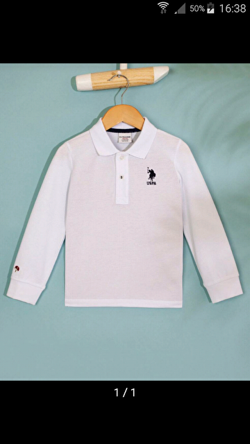US Polo Sweatshirt