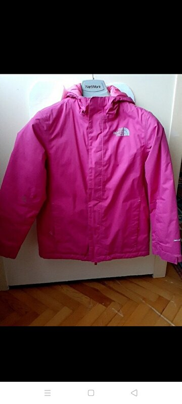 Pembe The North Face Mont