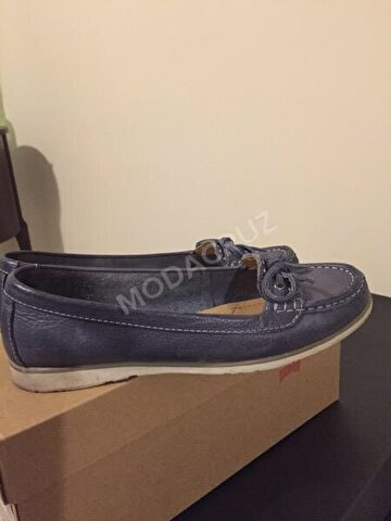 Lacivert Marks & Spencer Loafer 40 TL 1