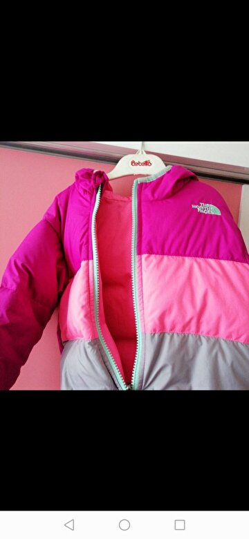 Fuşya The North Face Mont 90 TL 1