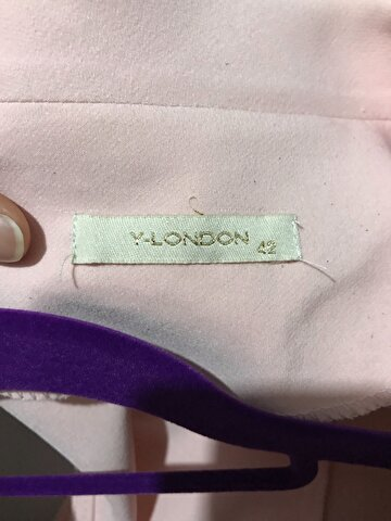 Pembe Fly London Ofis Stili 75 TL 3
