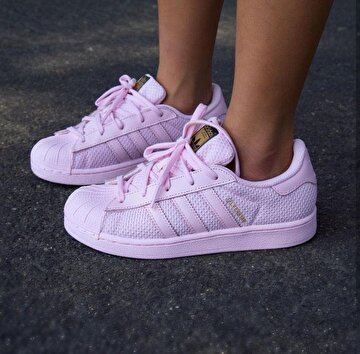 Lila Adidas Sneakers