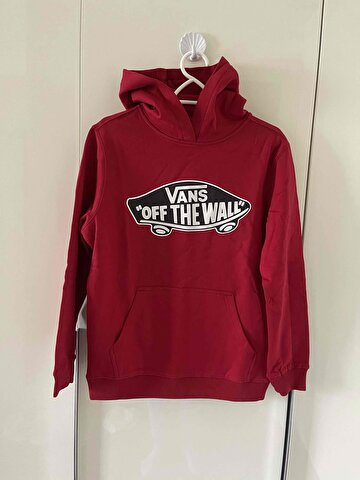Bordo Vans Sweatshirt