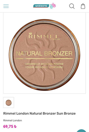 Rimmel London Pudra
