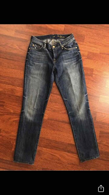 Mavi 7 For All Mankind Skinny & Super Skinny Jean