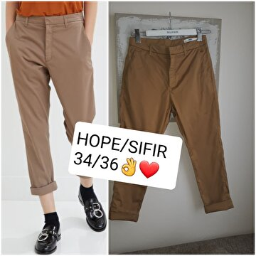 Camel Hope and Harvest Chino Pantolon