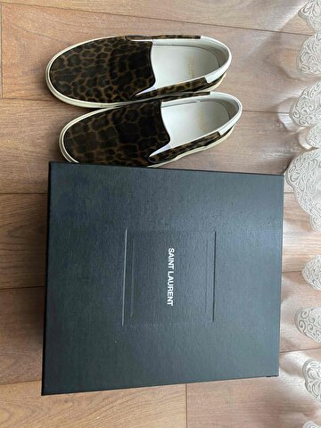 Saint Laurent Loafer