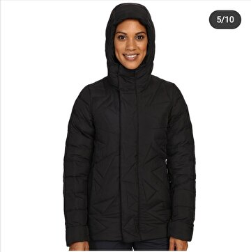 Siyah The North Face Mont