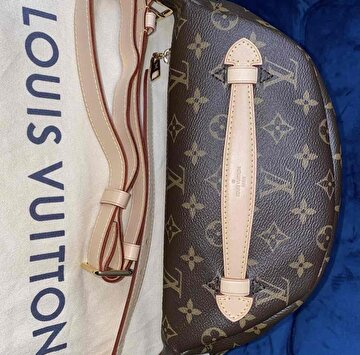Louis Vuitton Bel Çantası