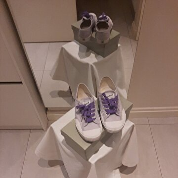 Lila Twigy Sneakers