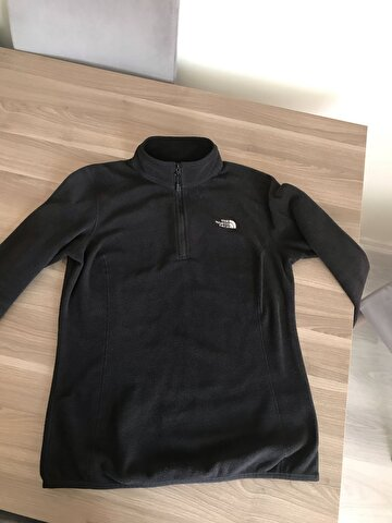 Siyah The North Face Sweatshirt 150 TL 0