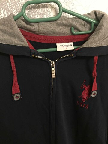 Lacivert US Polo Sweatshirt