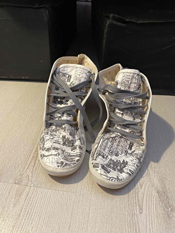 Beyaz Dogo Shoes Sneakers
