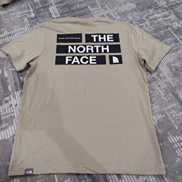 Bej The North Face Tişört
