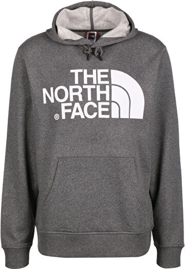Gri The North Face Sweatshirt