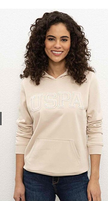 Krem US Polo Sweatshirt