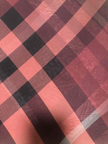 Bordo Burberry Fular/Eşarp