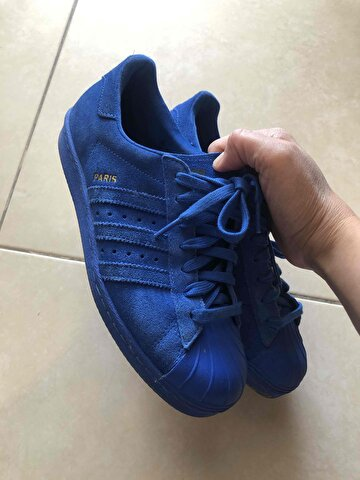 Lacivert Adidas Sneakers