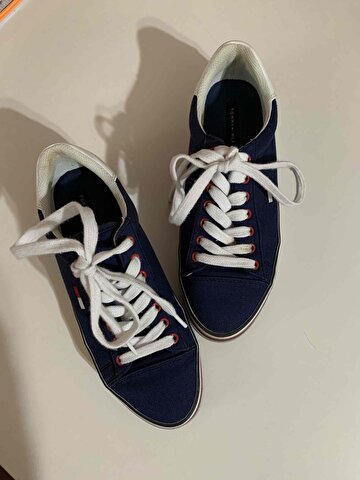 Lacivert Tommy Hilfiger Sneakers