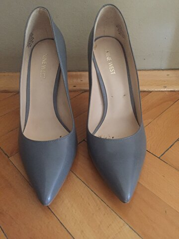 Gri Nine West Stiletto
