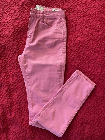 Polo Garage Skinny Pantolon
