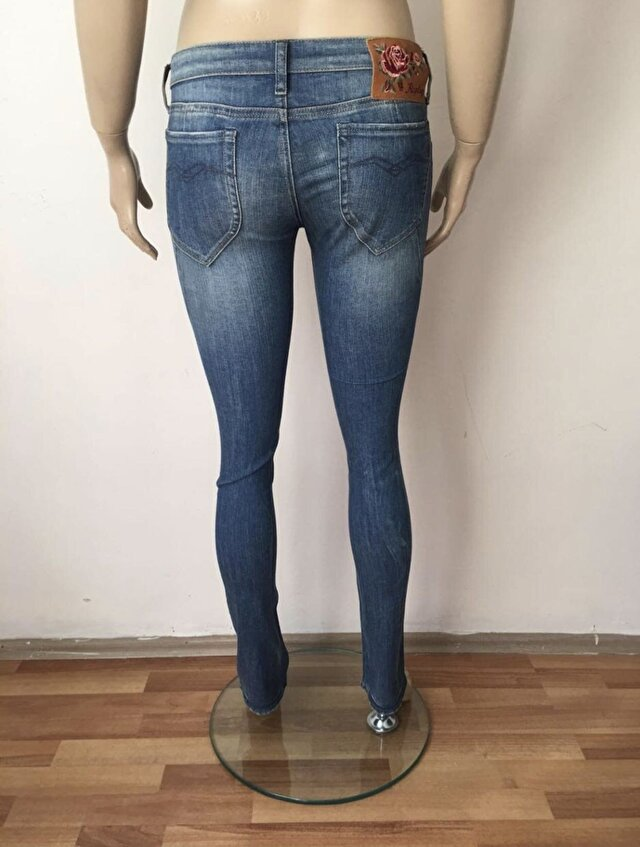 Mavi Replay Skinny & Super Skinny Jean 1
