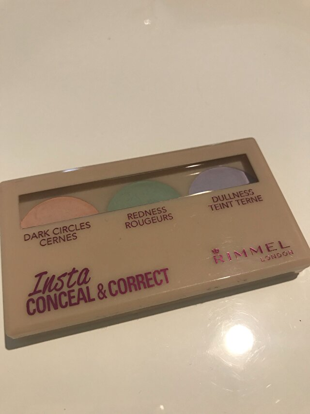 RIMMEL INSTA CONCEAL&CORRECT