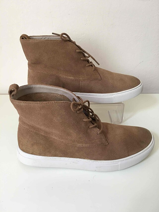 Camel Kenneth Cole Sneakers 7