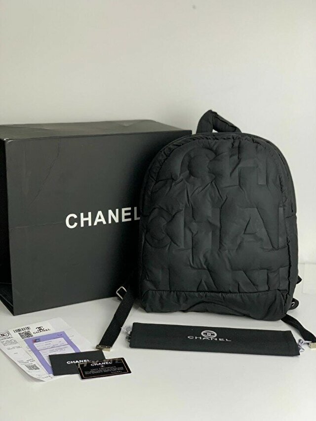 CHANEL 'NYLON BACKPACK' ✨