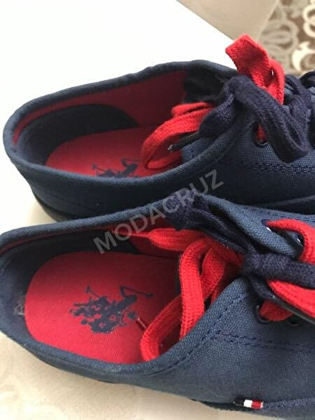 Lacivert Beverly Hills Polo Club  Sneakers 65 TL 2