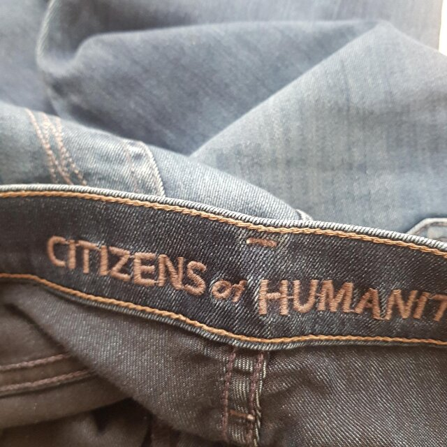 Lacivert Citizens of Humanity Skinny & Super Skinny Jean 2