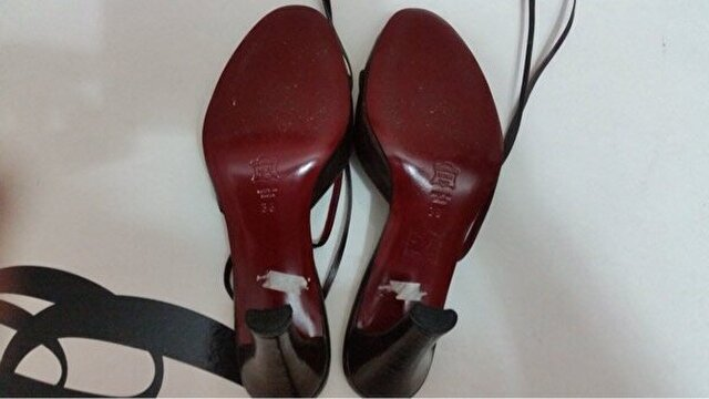 Bordo Warehouse Stiletto 200 TL 1