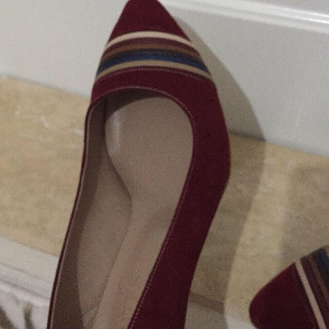 Bordo Fervente Stiletto 4