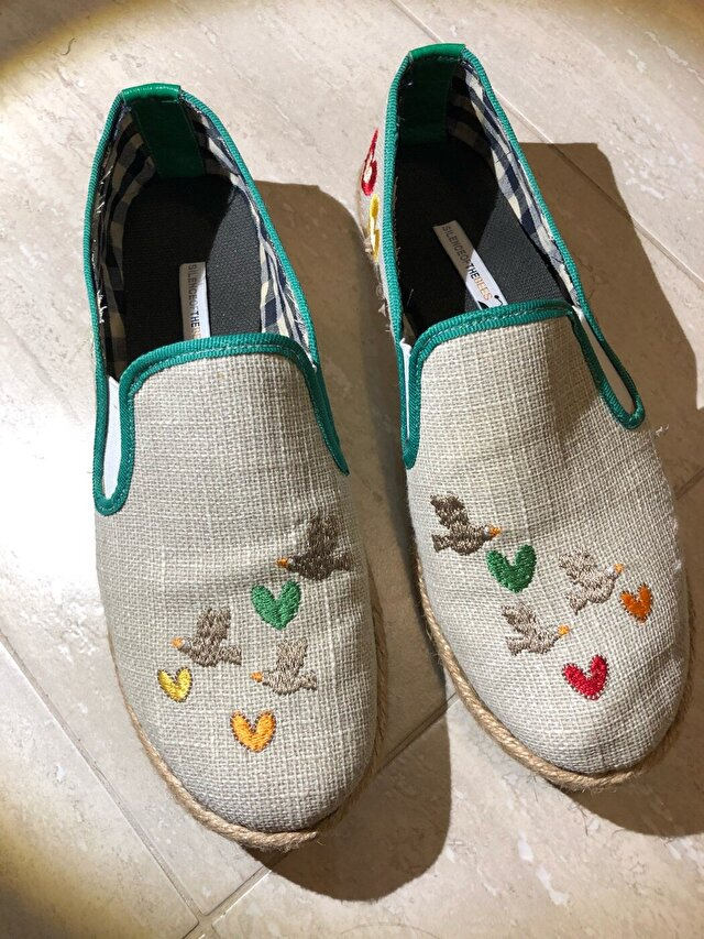 Bej Silence of The Bees Espadril 72 TL 0