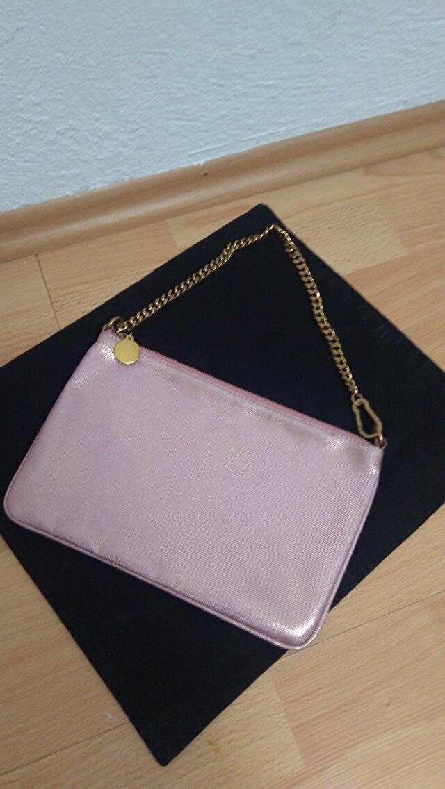 Pudra Stella McCartney Clutch/Portföy 0