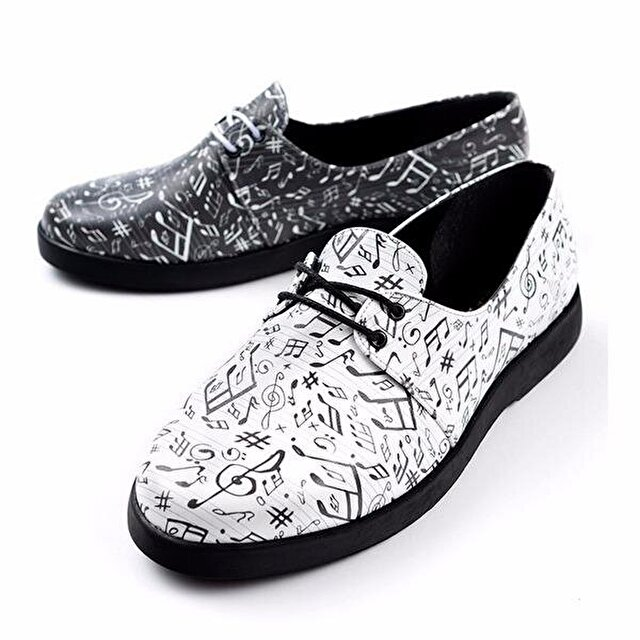 Siyah Silence of The Bees Sneakers 139 TL 1