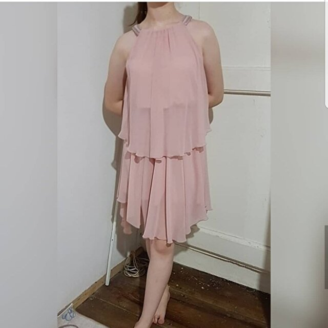 Pembe Benetton Mini 40 TL 1