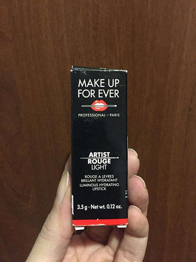 Make Up Forever Ruj 119 TL 0