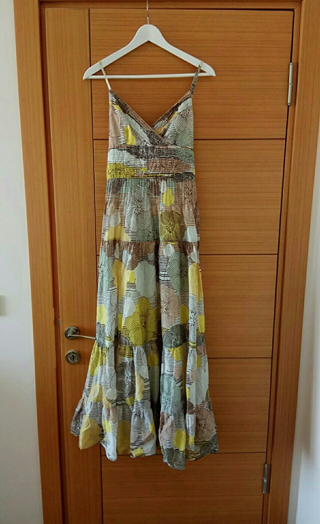 Ted Baker Maxi Elbise
