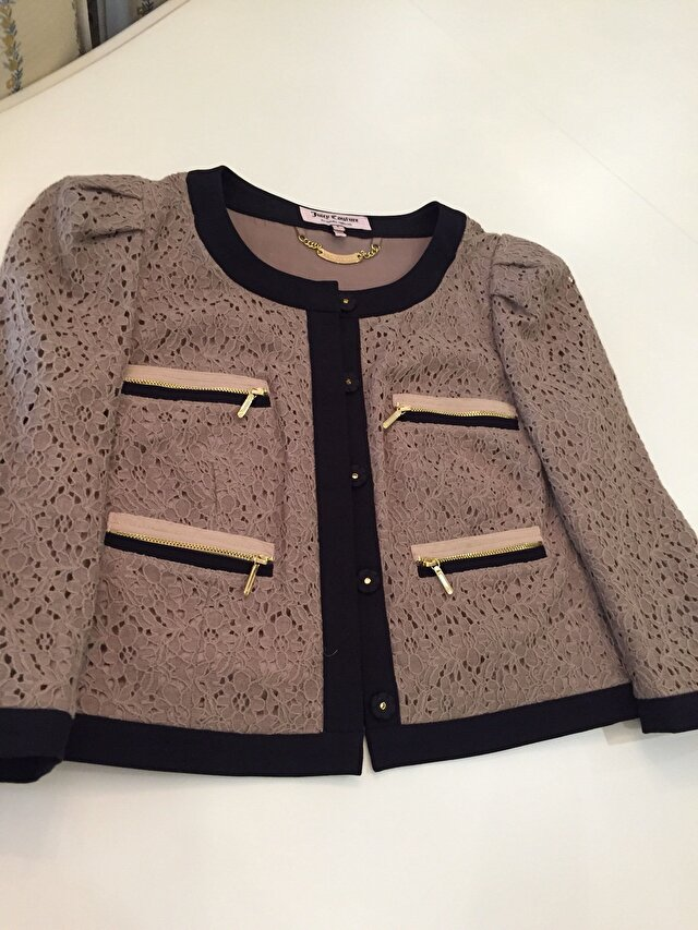 Vizon Juicy Couture Blazer 125 TL 0