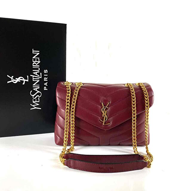 Vizon Yves Saint Laurent Kol Çantası 1